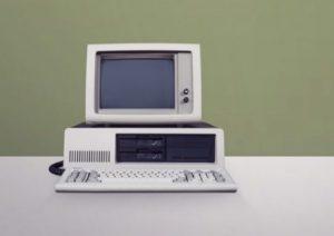 IBM First Computer
