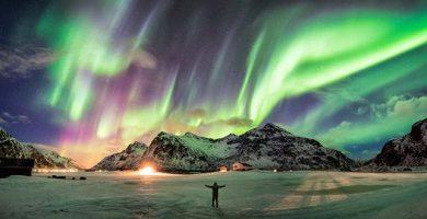 Northern Lights Polar
