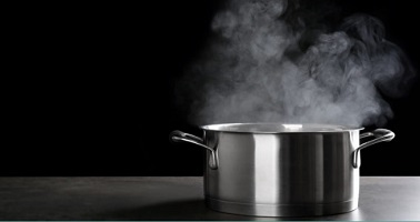 Temperature - boiling water
