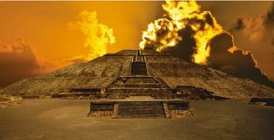 Teotihuacan Mexico Pre-Columbian Culture