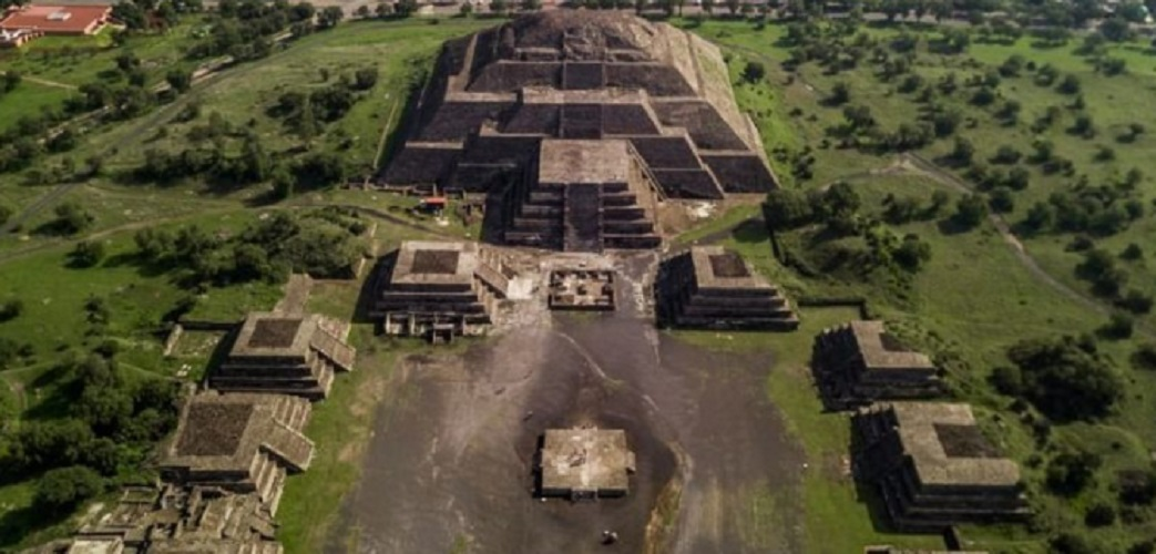 Aztec culture religion Teotihuacan