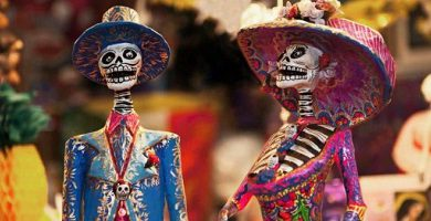 folk art - mexico day of the dead