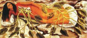 Roots, Frida Kahlo, 1943