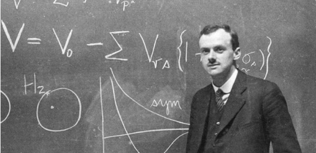 antimatter discovery paul-dirac
