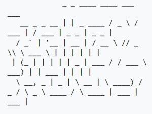 Art sex ascii ASCII Art