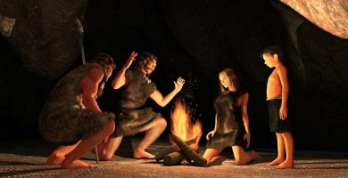 primitive community