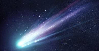 Halley comet