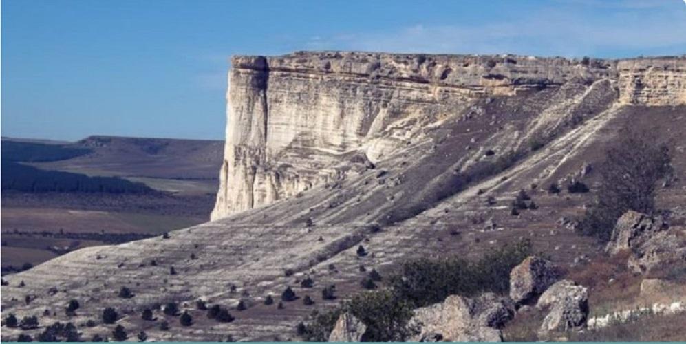 calcarea soil layers