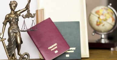 administrative law customs migration