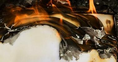 chemical combustion phenomenon