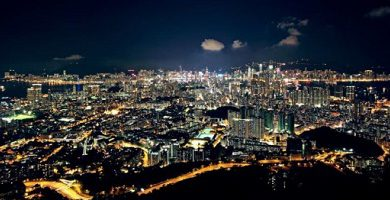 human geography growth cities