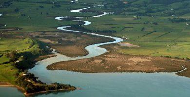 hydrography rios mares