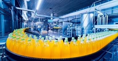 light industry drinks food