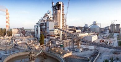 heavy cement industry