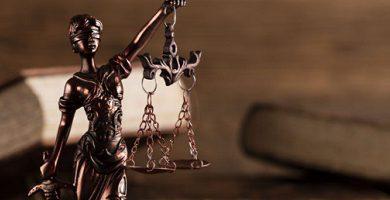 Justice - law