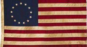 thirteen colonies united states history flag