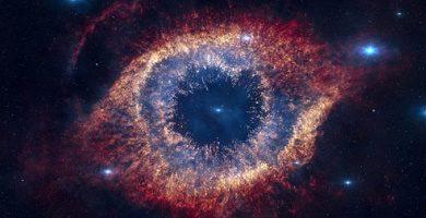 planetary helix nebula