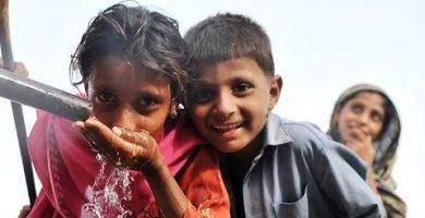 basic drinking water needs