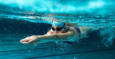 swimming - swimmer