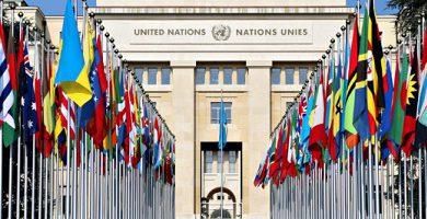 International organization - UN