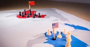 world power china united states trade war
