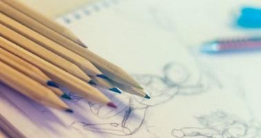 He drew