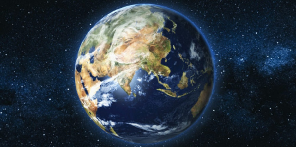 Continents - Planet - Earth - World