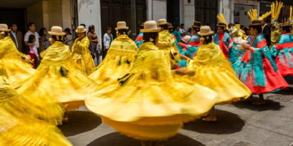 peru folk dances