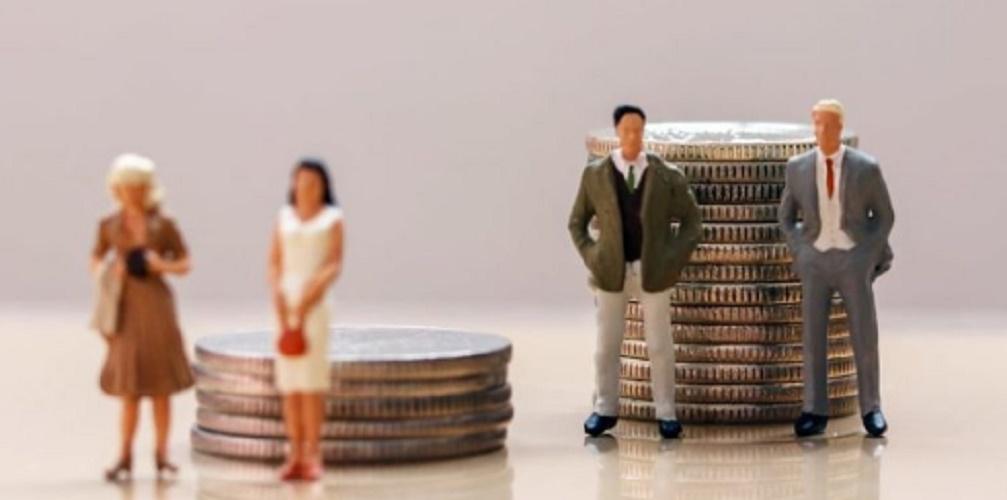 discrimination example salary gender