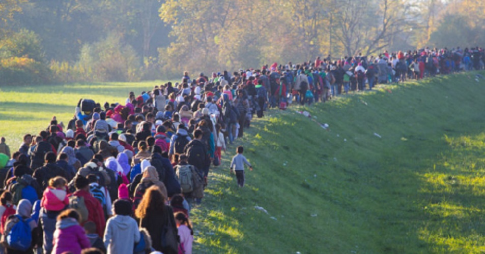 Demographic displacement