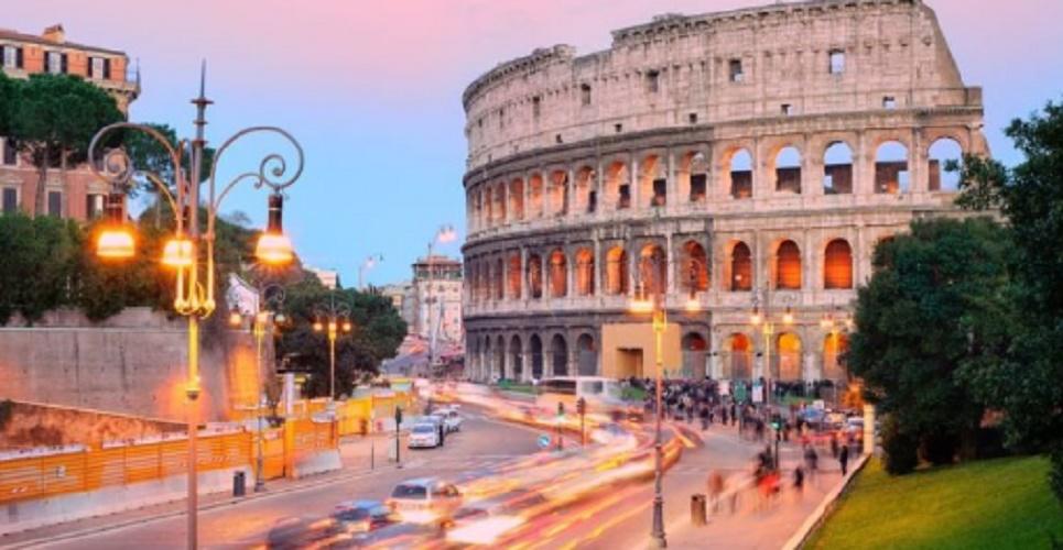 cumulative geographical space rome urban city