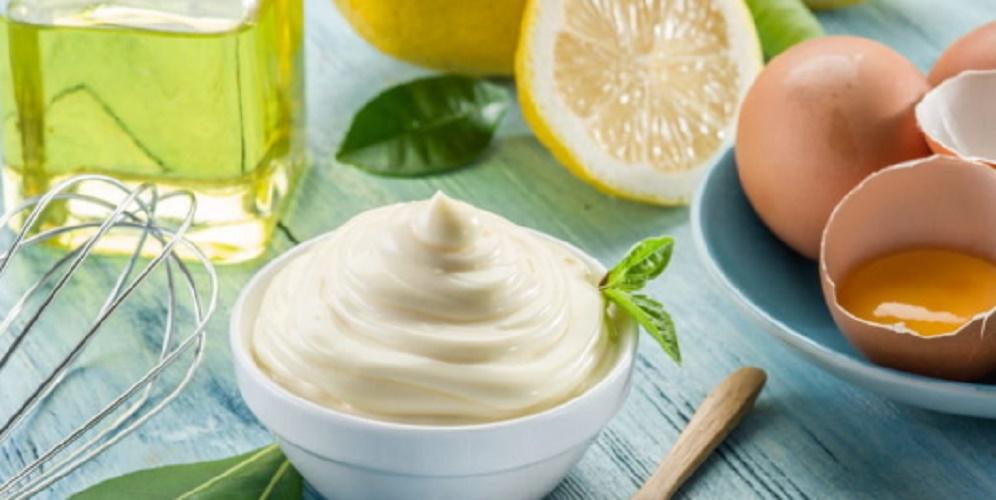 chemical emulsion mayonnaise example