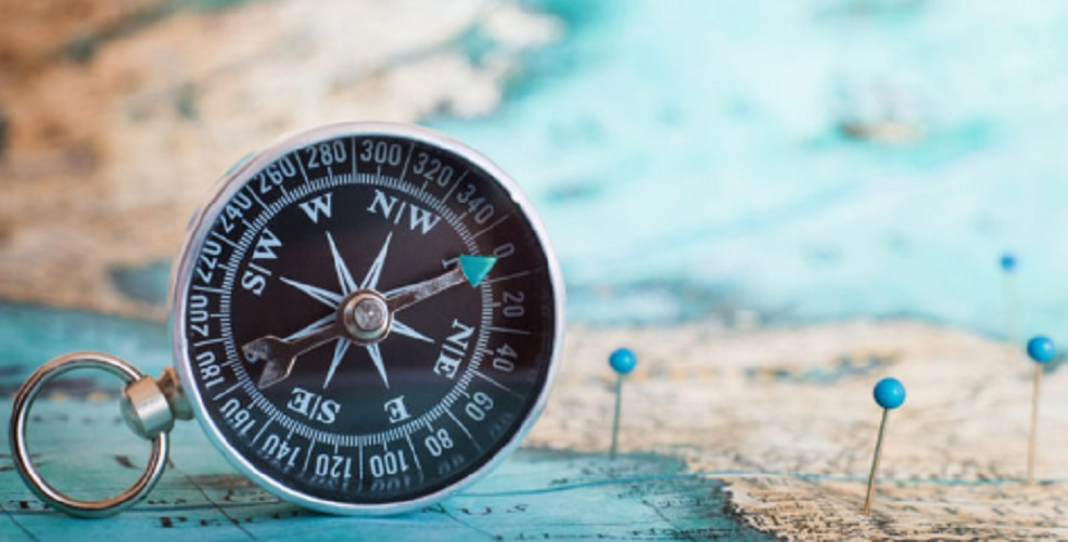 Compass - electromagnetism - magnetic field