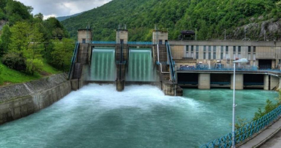 Hydraulic energy