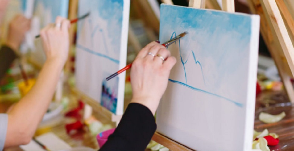 Visual communication - painting