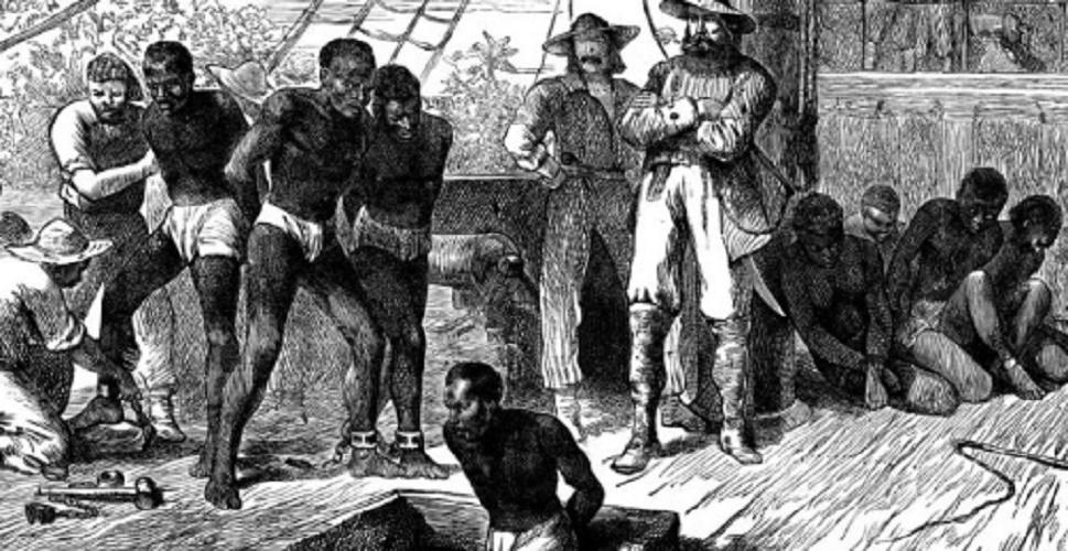 Exploitation of man - slavery