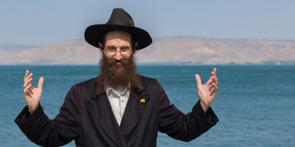 Stereotype - Jewish man