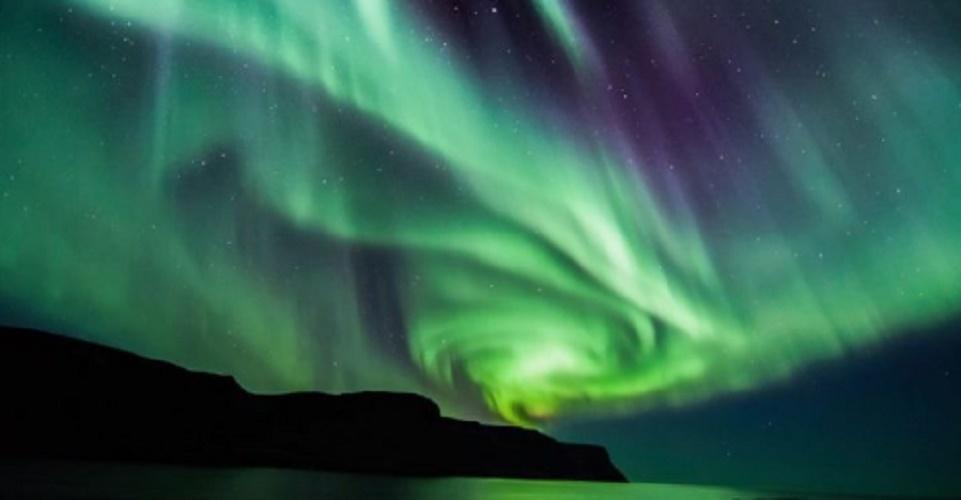 aurora borealis atmospheric phenomena