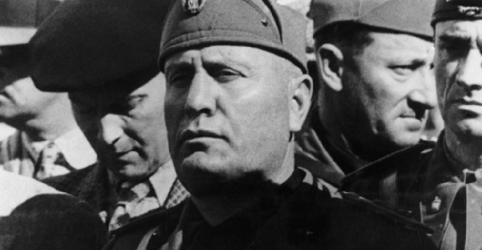 Mussolini - Fascism - Fascimo Italiano