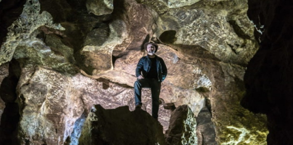 geology caves caving
