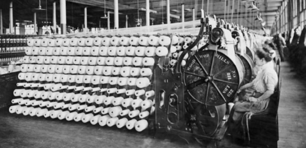 textile industry history