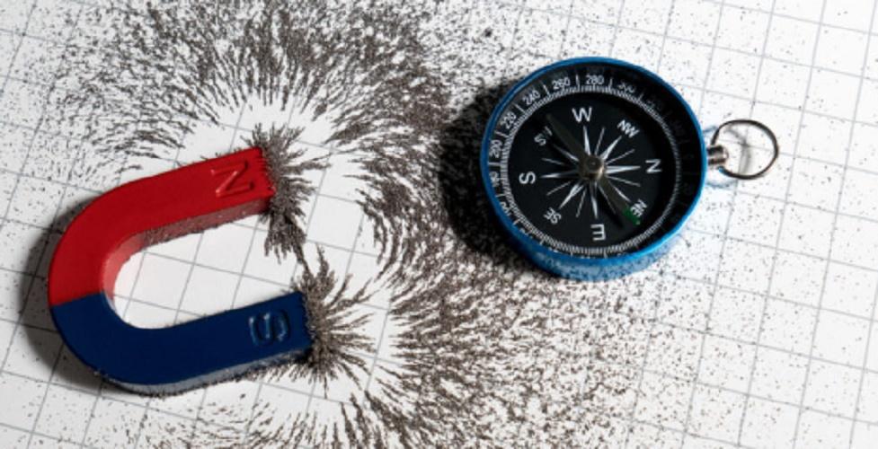 Magnet - compass