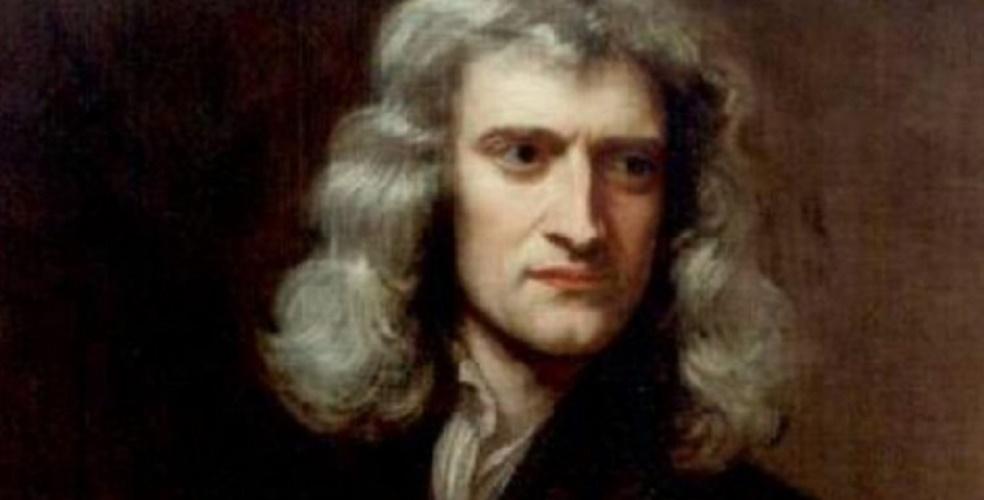 Inertia - Sir Isaac Newton