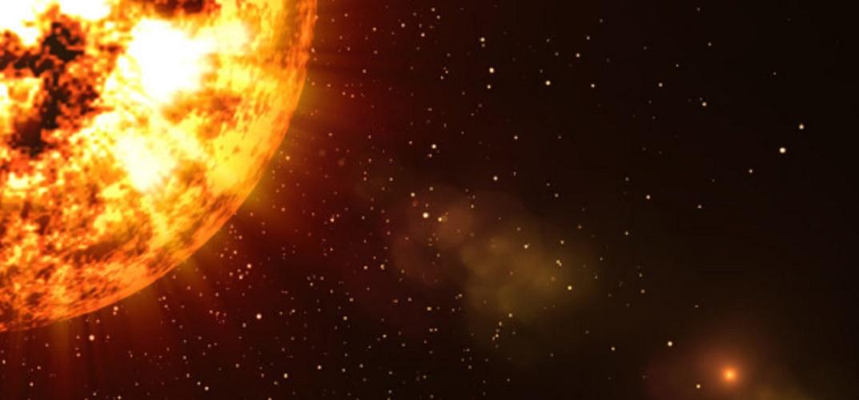 Solar light - sun