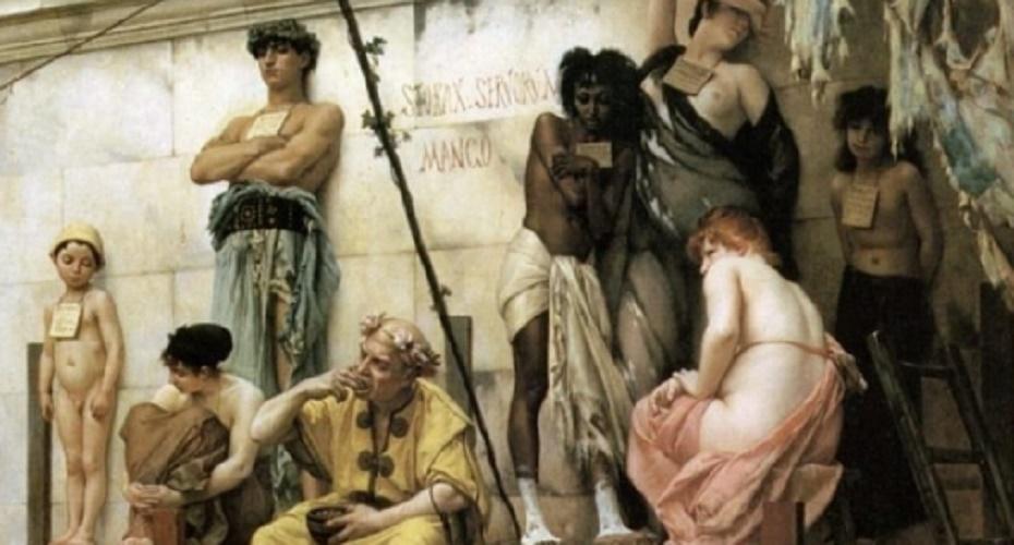 Slave production model Greece market