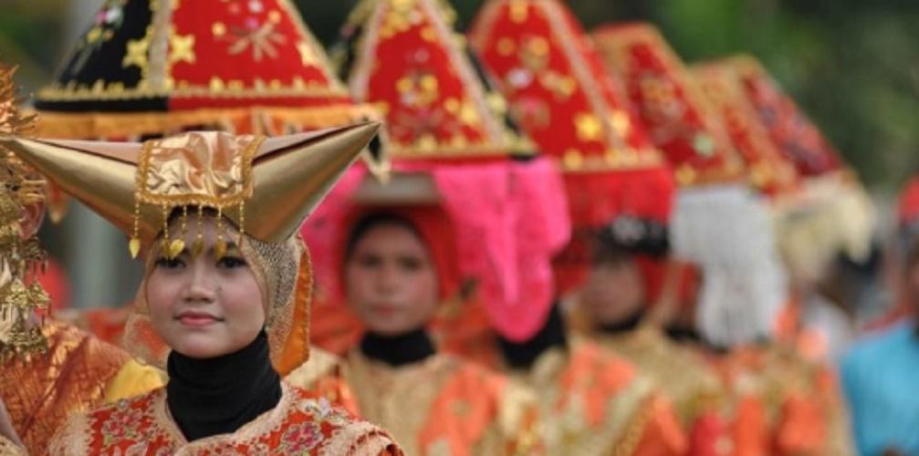 Matriarchy Minangkabau