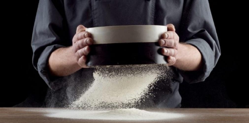 Mix separation method - sieving