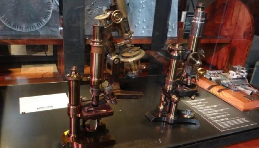 optical history microscope