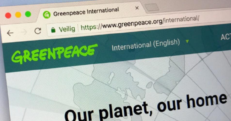 International organization - Greenpeace