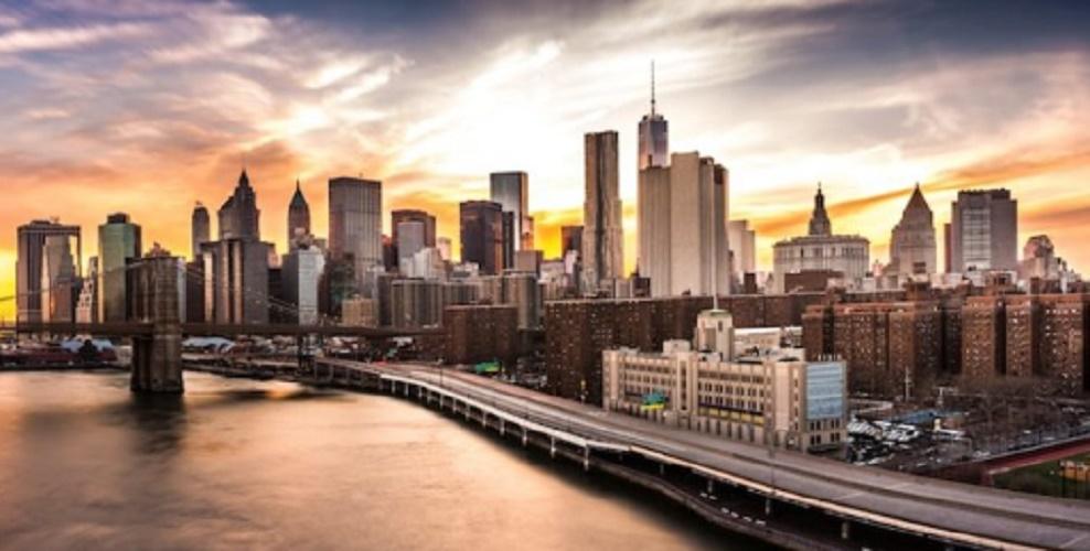 urban landscape new york new york population density characteristics